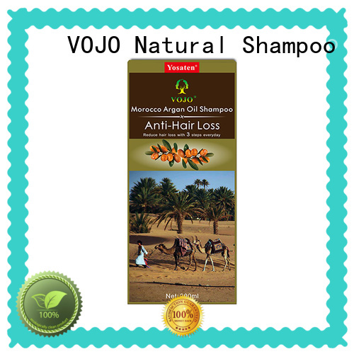 VOJO extractive hair growth shampoo Supply for salon