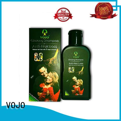 VOJO shampoo anti hair loss shampoo for hair nourish for adult