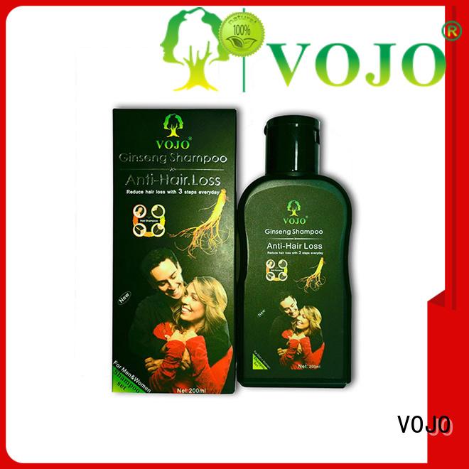 Custom anti hair loss shampoo sulfate for sale for man