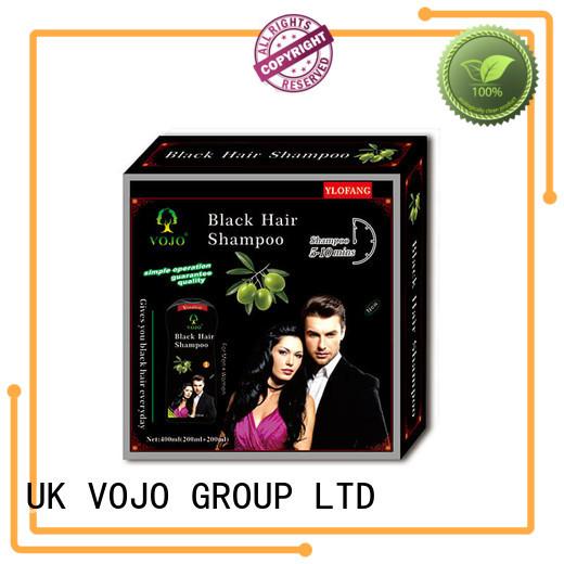 VOJO hair hair colour shampoo company for girls