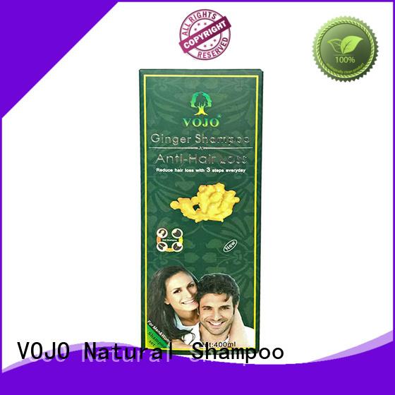 VOJO Best hair growth shampoo company for salon