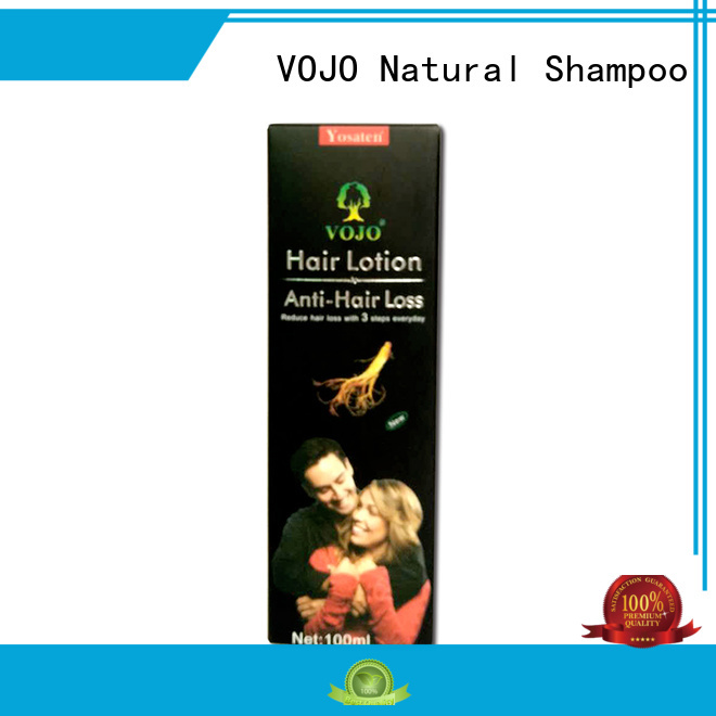 VOJO grow anti hair loss shampoo suppliers for adult