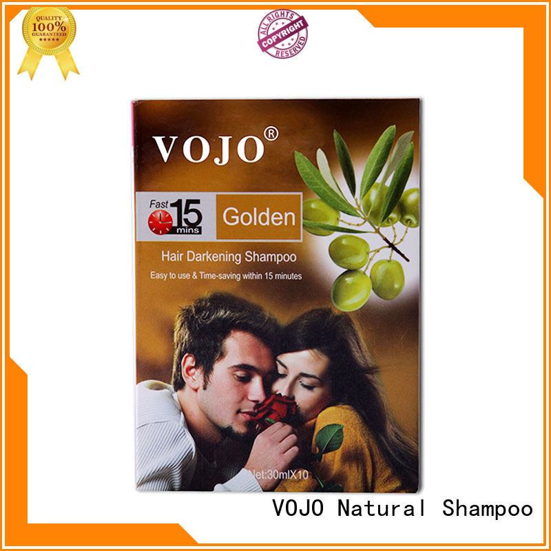 grey hair dye shampoo for sale for adult VOJO