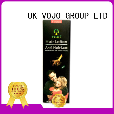 VOJO herbal anti hair fall shampoo suppliers for woman