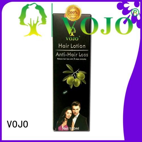 VOJO High-quality anti hair loss shampoo manufacturers for man