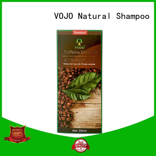 beard hair growth shampoo factory price for man VOJO