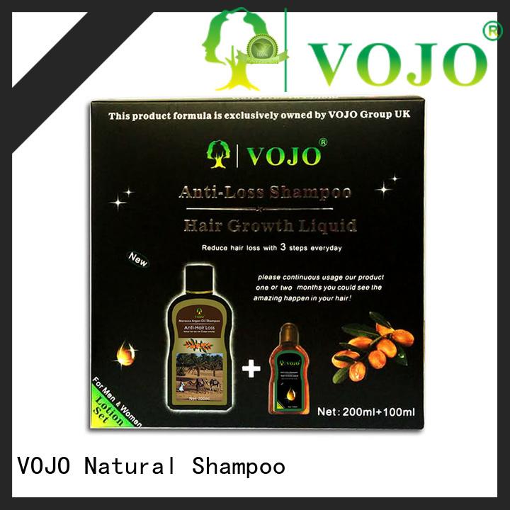 VOJO care anti hair fall shampoo for sale for salon