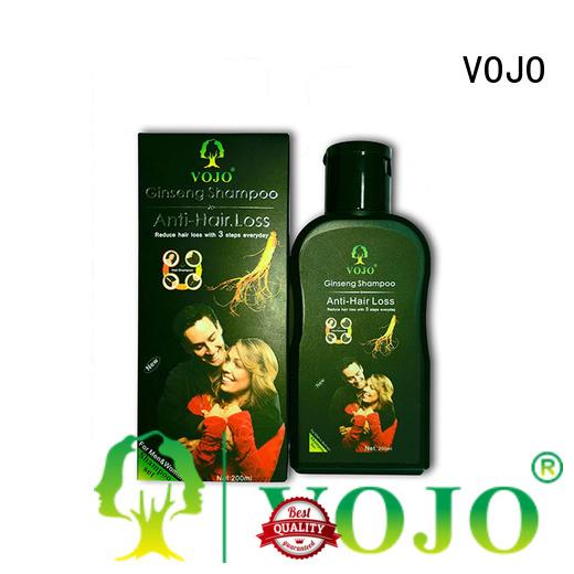 VOJO High-quality anti hair fall shampoo Suppliers for salon
