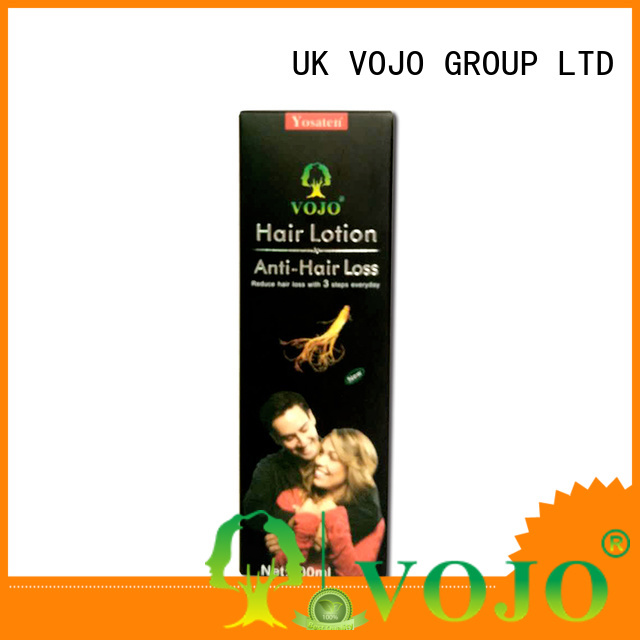 VOJO Best hair growth shampoo for business for adult