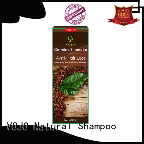 VOJO Custom hair growth shampoo supply for girls