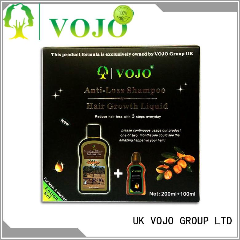 Custom anti hair loss shampoo scalp Suppliers for salon