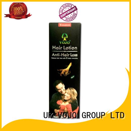 VOJO grow hair growth shampoo all hair control oil for salon