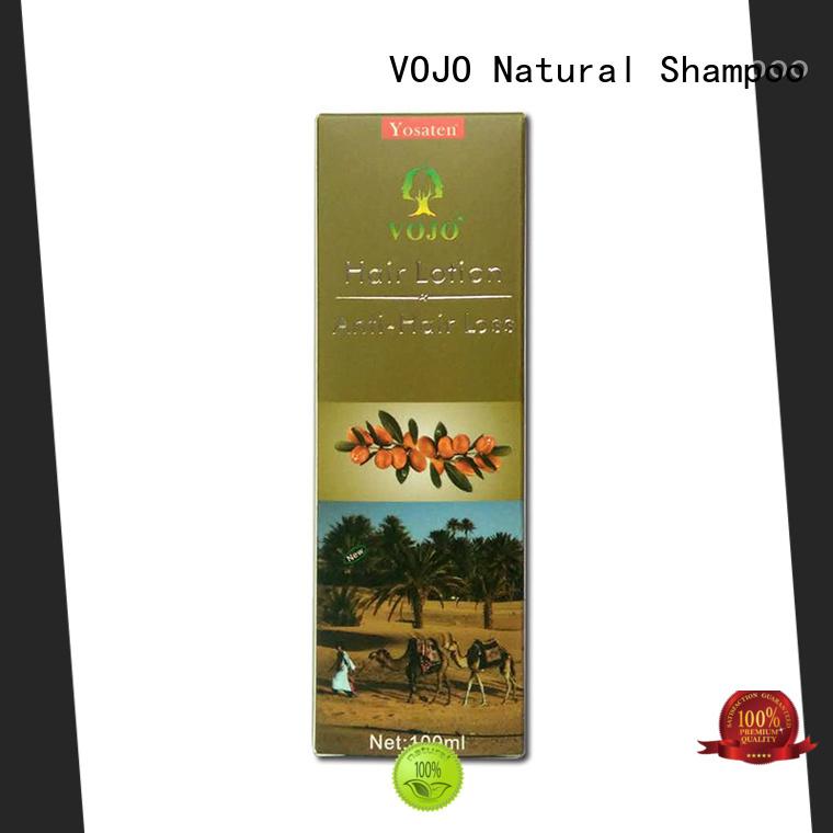 VOJO quality anti hair loss shampoo Supply for girls