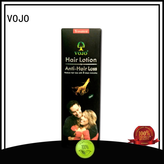 VOJO make hair growth shampoo supply for adult