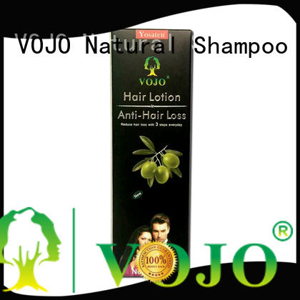 VOJO Best anti hair fall shampoo factory for girls