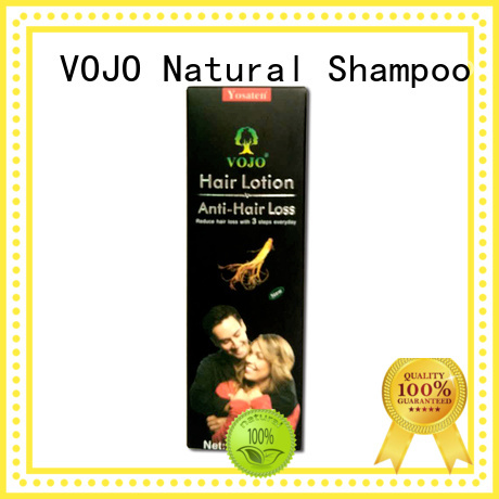 VOJO High-quality anti hair fall shampoo for business for salon