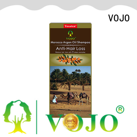 VOJO organic anti hair fall shampoo for sale for man