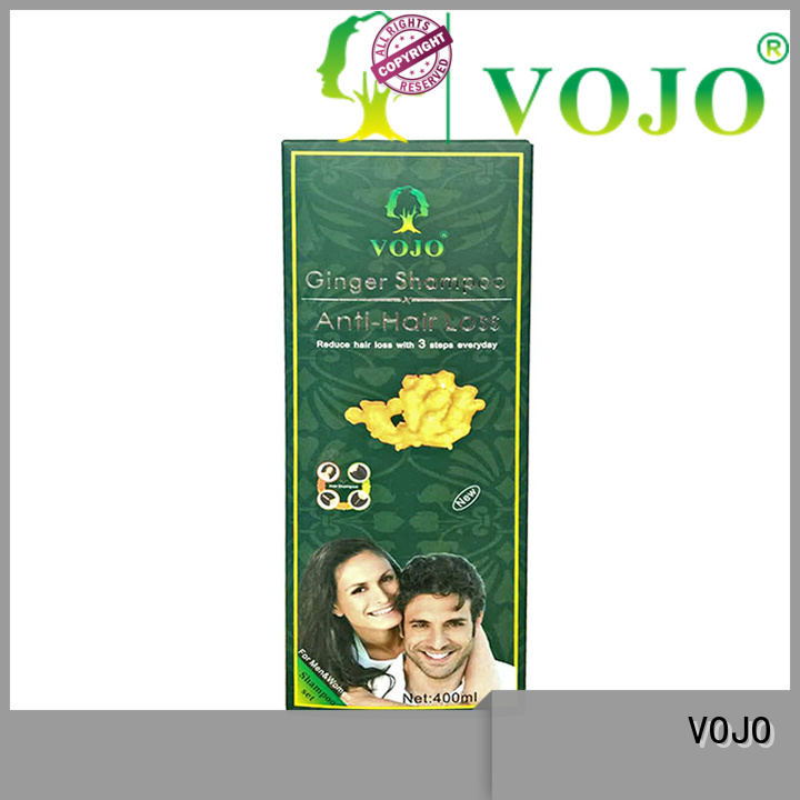 VOJO Best anti hair loss shampoo factory for woman