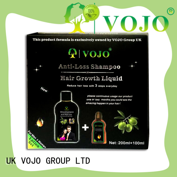 VOJO Best hair growth shampoo manufacturers for man
