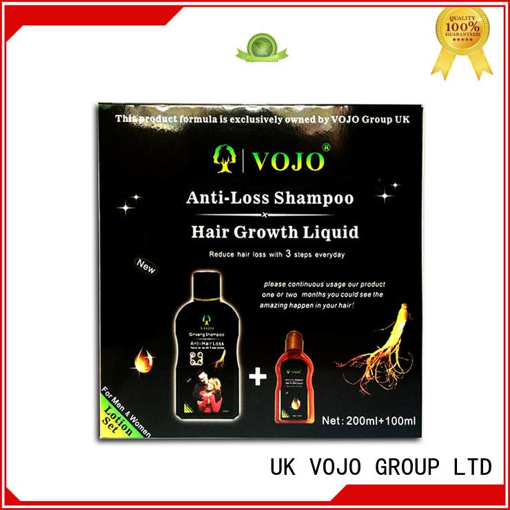 Custom anti hair fall shampoo easy factory for salon