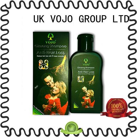 VOJO Custom anti hair fall shampoo for sale for adult