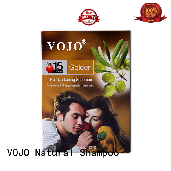 VOJO High-quality beard dye shampoo Suppliers for adult
