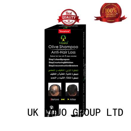 VOJO quality anti hair fall shampoo company for salon