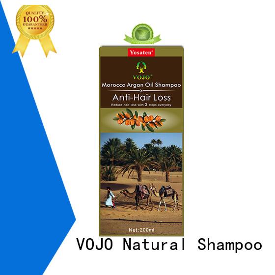 VOJO dandruff anti hair loss shampoo for business for woman
