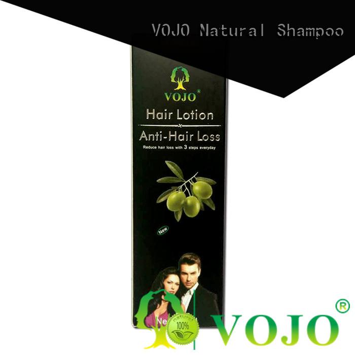 VOJO New anti hair fall shampoo supply for girls