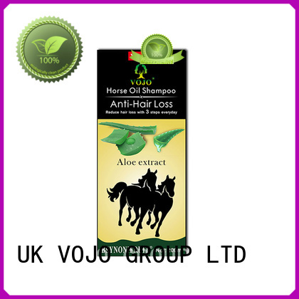 VOJO washhairshampooantihairlosshaircare hair growth shampoo supply for salon