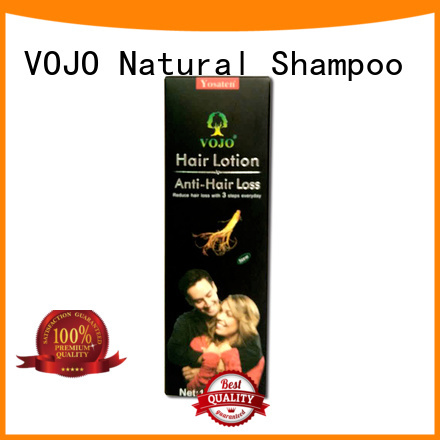 VOJO argan anti hair fall shampoo Suppliers for girls