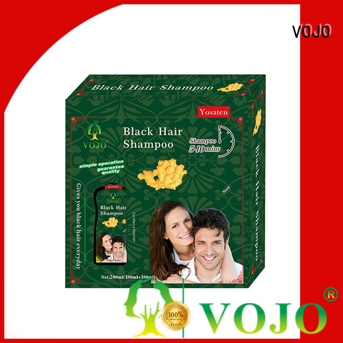 VOJO Best hair colour shampoo for business for adult