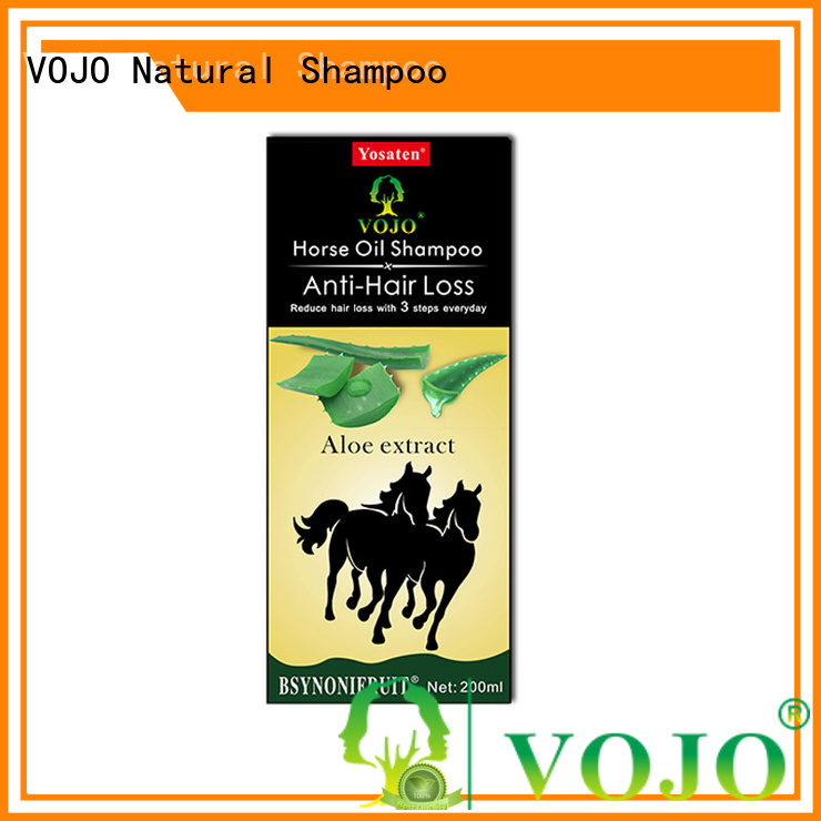 High-quality anti hair loss shampoo conditioner company for woman