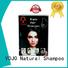 Top hair dye shampoo hair factory for adult
