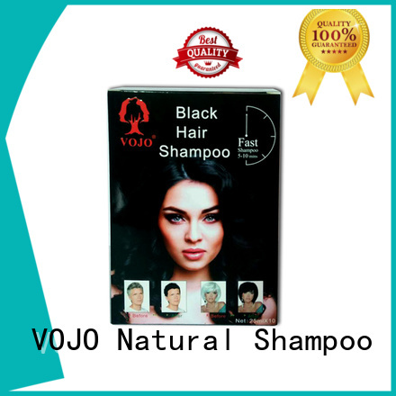 VOJO Best hair colour shampoo company for salon