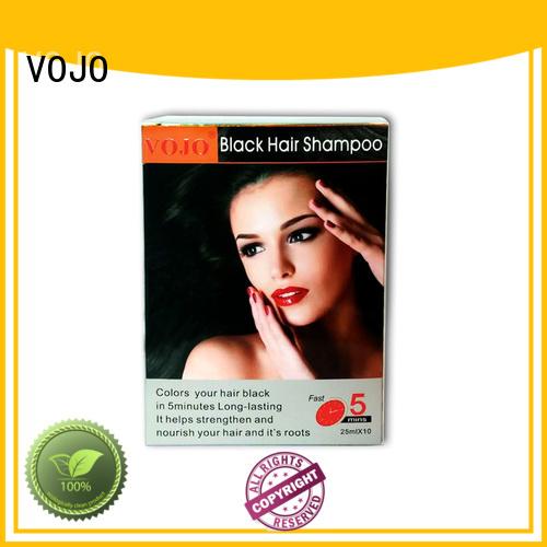 VOJO newest beard dye shampoo suppliers for woman