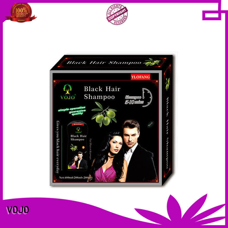 newest hair dye shampoo online shopping for adult VOJO