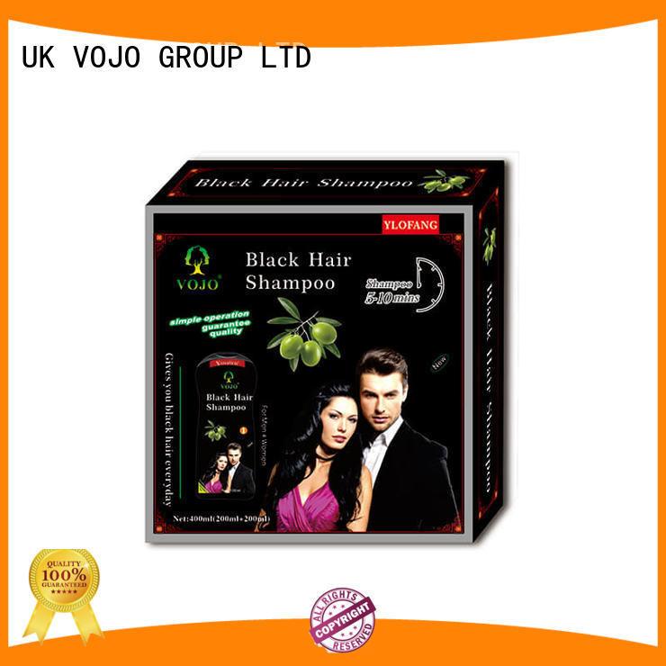 VOJO Custom beard dye shampoo manufacturers for salon