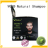 Wholesale hair dye shampoo odm supply for adult