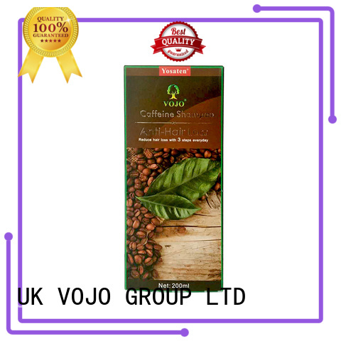 VOJO hot sale hair growth shampoo private for salon
