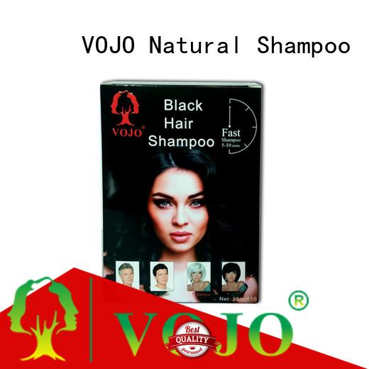 VOJO Latest beard dye shampoo company for girls