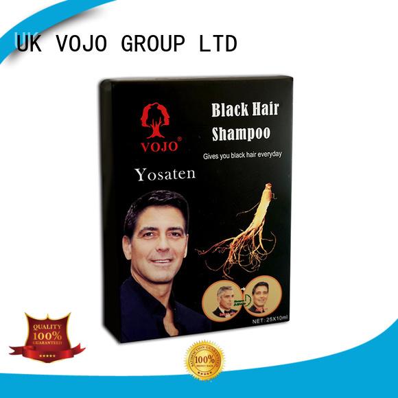 hair dye shampoo dye for salon VOJO