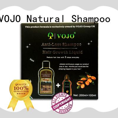 VOJO anti anti hair loss shampoo for hair repair for woman