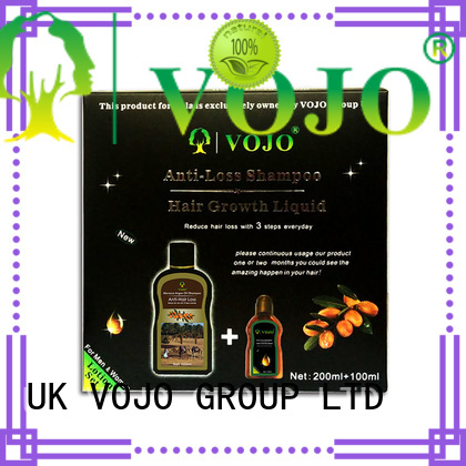 VOJO New anti hair fall shampoo for business for girls