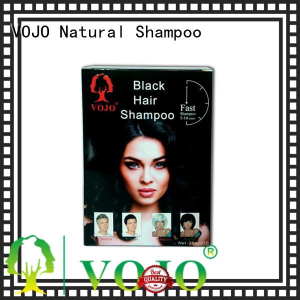 VOJO free hair dye shampoo company for man
