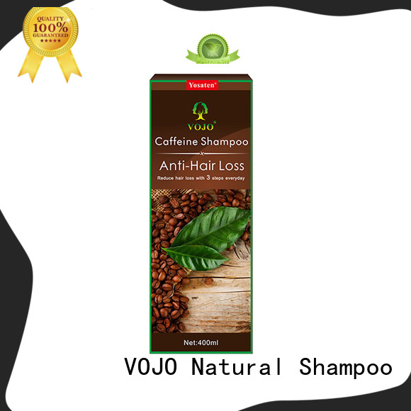 VOJO Latest anti hair fall shampoo manufacturers for adult