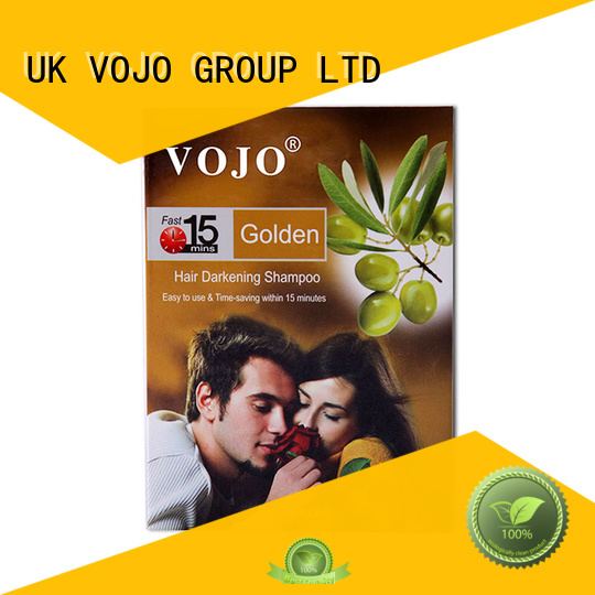 Ammonia free color semi permanent Popular colour italian brands  professional  salon vojo brand hair dye philippines