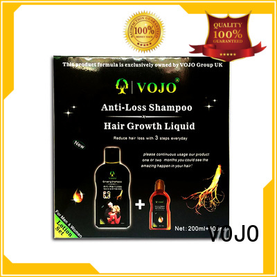 organic chinese herbal shampoo directly sale for salon VOJO