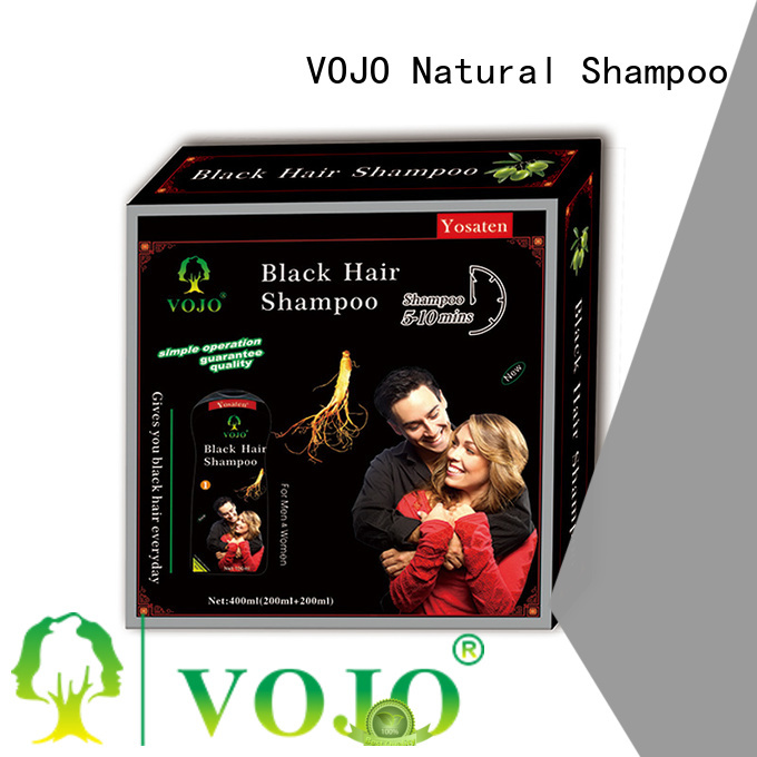 wholesale natural herbal hair coloring shampoo online shopping for woman