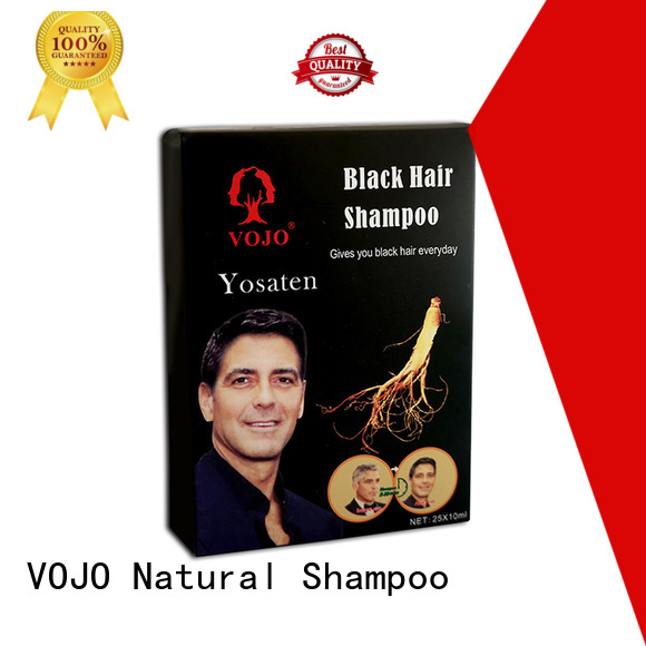 VOJO New beard dye shampoo manufacturers for woman